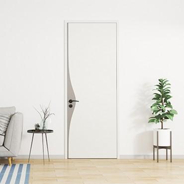 派的门,实木复合门,MP-002偶遇 淡雅奶白|轻奢灰|燕麦色