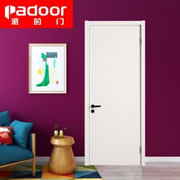 派的门新品油漆木门99分白99A-2