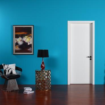 派的门新品油漆木门99分白99-0
