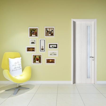 派的门实木复合门PBL003桦影贝加尔