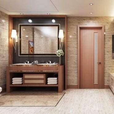 派的门实木复合门PBL003麦橡斯莱格
