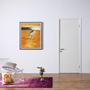 派的门新品油漆木门99分白99A-1