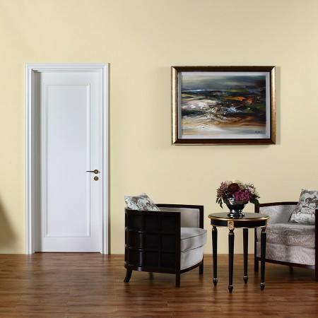 派的门新品油漆木门99分白99Z-1