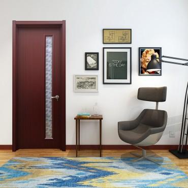 派的门实木复合门PBL003漠色拾光